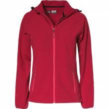 Softshelljacke Damen McKinley 'Lusaka' Farbe: red wine 257499