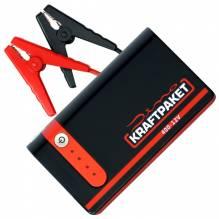 DINO KRAFTPAKET 12V Starthilfe mit Powerbank - 9000mAh 400A
