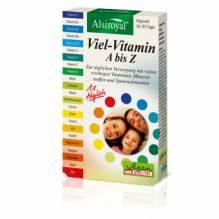 Viel-Vitamin A bis Z 30 St.