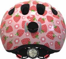 ABUS Kinderhelm Smiley 2.1 rose / strawberry