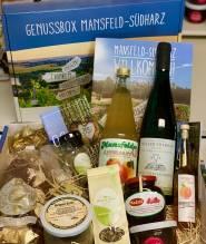 Genussbox 'Mansfeld Südharz', regionale Produkte