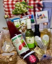 Genussbox 'Aus der Region', regionale Produkte