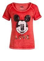 TShirt Damen kurzarm Shirt mit Mickey Mouse bei Boutique Förstl