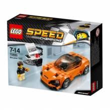 LEGO® Speed Champions 75880 Speed McLaren 720S, 161 Teile