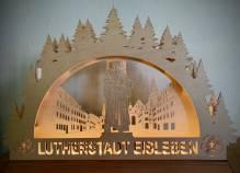 Schwibbogen 'Lutherstadt Eisleben'