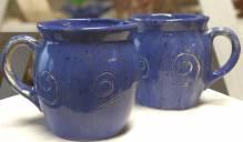 Keramik Tassen 2er Set