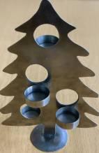 Kerzenständer Weihnachtsbaum