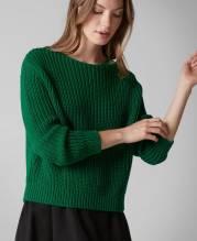 Pullover, pinie, Gr. L