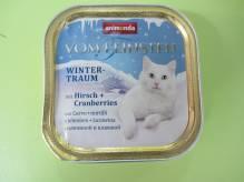 Vom Feinsten Wintertraum mit Hirsch & Cranberries