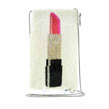 Mary Frances Lipstick Crossbody Phone Bag