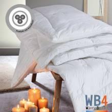 Dormabell Klimafaser-Steppbett WB4 Komfortlänge ca. 140/220cm, enorm leicht, hohe Wärmespeicherung! waschbar, allergikergeeignet