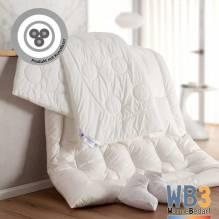 Dormabell Klimafaser-Steppbett WB3-Komfortlänge, Größe ca. 140/220cm, superleichtes Qualitätsbett
