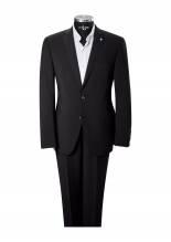 Anzug von Pierre Cardin, schwarz, futureflex, 52261 810 55801 2000 erhältlich bei Mode Schönleitner Gmunden