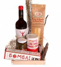 Viva Italia- Vino, Pasta, Risotto und mehr. Geschenkset