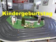 Kindergeburtstag auf der Sporby Carrerarennbahn