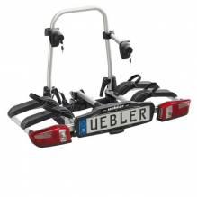 UEBLER P22 S inklusive Kennzeichen Fahrradträger 2er 15800 erweiterbar