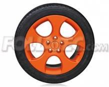 FOLIATEC Sprühfolie - 2x 400ml Spray - orange matt