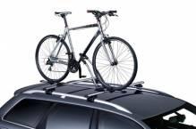 THULE 532 FreeRide - Fahrradhalter für Dachträger - inkl. T-Nut-Adapter