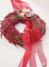 Türkranz - Kranz 'Herbstlich Wilkommen', aus Eber`s Floristenwerkstatt