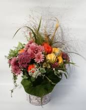 Strauß der Woche / Blumenstrauß 'Herbstfreude'