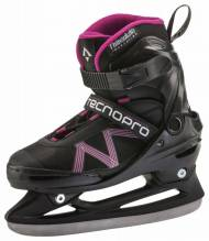 TecnoPro Eishockey-Complet verstellbar Flash Adj. Jr. Girl