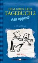 Kinney, Jeff: Ass eppes? Dem Greg säin Tagebuch 2, E Comic-Roman