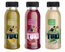 TUKI - Mora, Guanabana, Lulo Pack 5x3 250ml Flaschen (15 Flaschen)