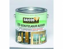 UV-Schutz Lasur Grau 0,75 l