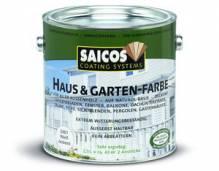 Haus- & Gartenfarbe Elfenbein 2,5 l
