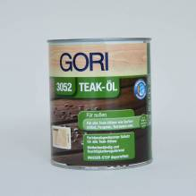 GORI TEAK-OEL 0.75 LTR
