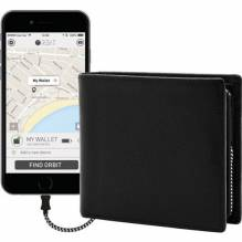 Orbit wallet & smartphone charger (Micro USB & Ligthning Adaptor)