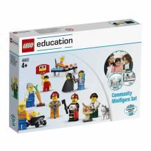 LEGO EDUCATION Minifiguren Set Gemeinschaft