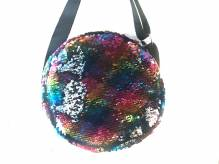 Multicolor Round Bag