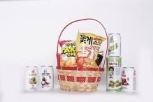 Asiatische Snacks Entdeckung Los 1