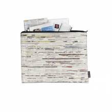 Folio Pouch Newsprint L (laptop size)