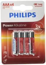 Philips 87 12581 54982 4 Powerlife im Karton von 48 Batterien