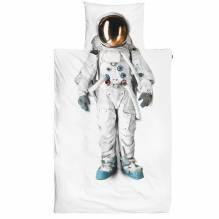 Kinderbettwäsche – Astronaut | 135 x 200cm