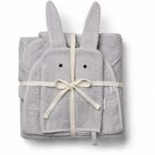 Kinder Frottee Geschenk-Set – Hase