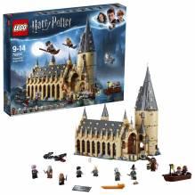 LEGO - Harry Potter - La Grande Salle du château de Poudlard