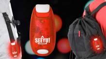 SeeYu - Neon LED Clip Flasher