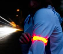 SeeYu - Neon LED Flash Armband