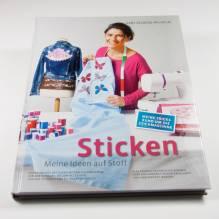 Gaby Seeberg-Wilhelm :       Sticken - Meine Ideen auf Stoff