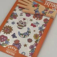 Tattoo für Kinder - Doppelpack