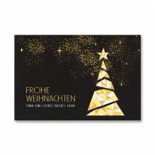 Weihnachtskarte 25 Stück