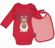 Baby & Kleinkind Geschenksets für Babys Baby-Bodys Oberteile für Babys & Kleinkinder Coq en Pâte