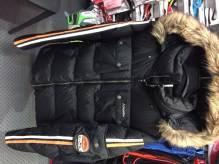 Schöffel Daunen Ski Jacke Aleen men mit Pelz