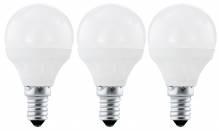 E14 / 4 W / 320 Lumen LED-Leuchtmittel 3er Set