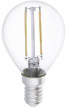 E14 / 2 W / 180 Lumen LED-Leuchtmittel 3er Set