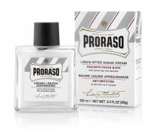 PRORASO After Shave Balm White Sensitive, 100ml