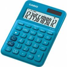 CASIO Tischrechner MS-20UC-BU blau